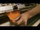 Машинное вязание Урок №1 Автоматический набор петель