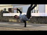 BBOY CRI6 for Hip Hop New School Quimper, France YAK FILMS
