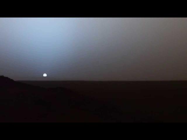 НЕБО: вид с Марса. Sky of Mars
