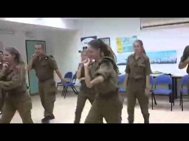 В ЦАХАЛ танцуют под украинские песни