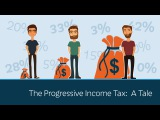 The Progressive Income Tax A Tale of Three Brothers