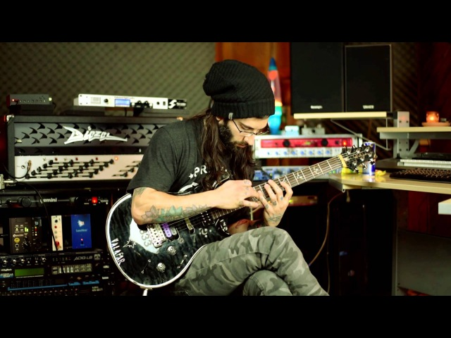 Diezel VH4, PRS, Two Notes Torpedo Live, Metal Guitar Playthrough