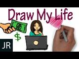 Draw My Life | Juli Rose | Как я стала работать в интернете.