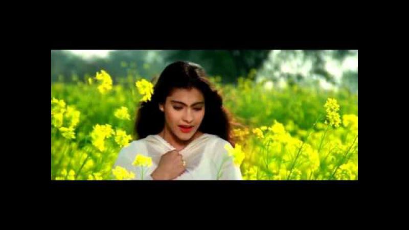 Dilwale Dulhania Le Jayenge - Tujhe Dekha To Ye Jaana Sanam - Shahrukh Khan - Kajal