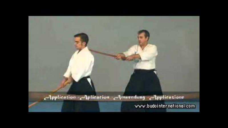 AIkido Basic Bokken Jose L Isidro