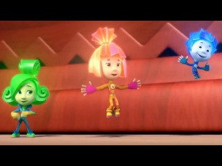 Песенки для детей - Винтик - Фиксипелки из мультфильма Фиксики