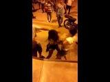 Pelea de chicas en la Rioja