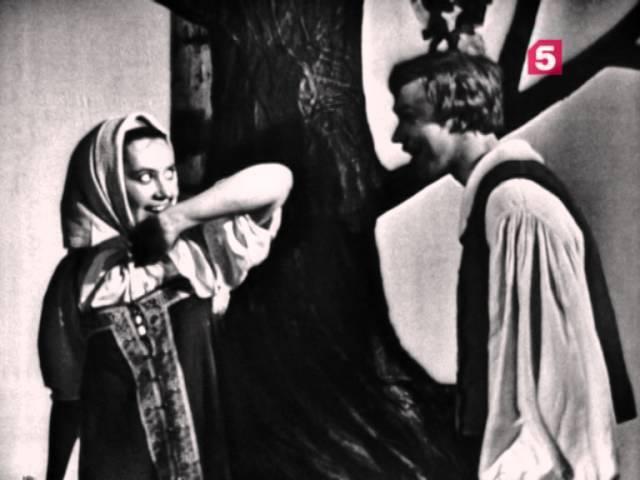 Барышня-крестьянка. ЛенТВ, 1969 г.