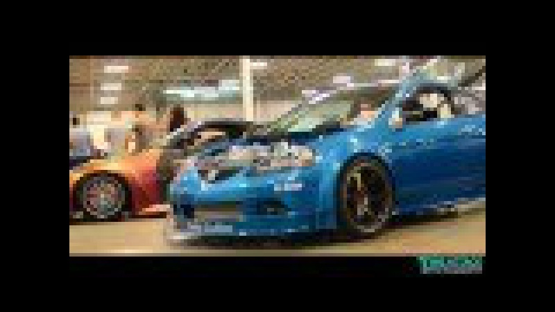 Tuner Evolution Car Show 2013 - TAKATA Racing Seats, Harnesses