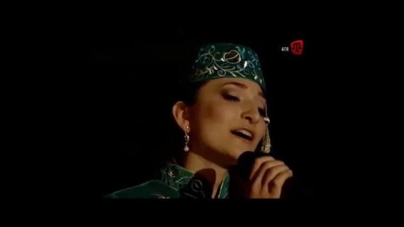 Afize Yusuf qızı Qadifeden kisesi Крымская музыка