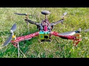 DRONE in flight with Xiaomi = APM 2.6F450GPS3dr22121000kvRadioLink AT9