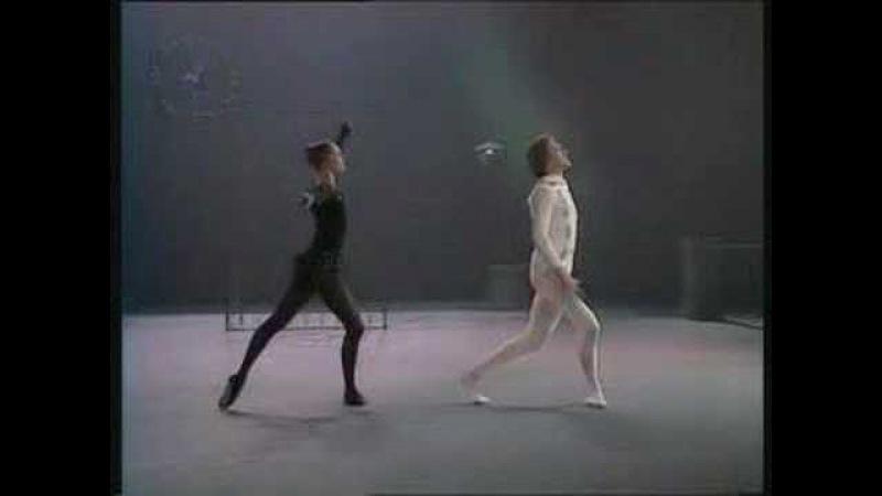 Валерий Михайловский в балете Идиот Valery Mikhailovsky in Boris Eifmans ballet Idiot