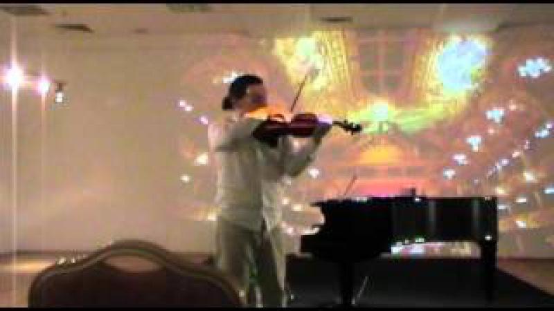 Sonata for violin solo №3 Ballada