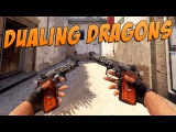 CS:GO - Dual Berettas | Dualing Dragons Gameplay