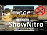 MLG ROUND WTF NO SCOPE NITROOO (CS GO)