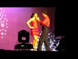 Elvis Crespo &amp Pitbull - Suavemente (merengue dance)