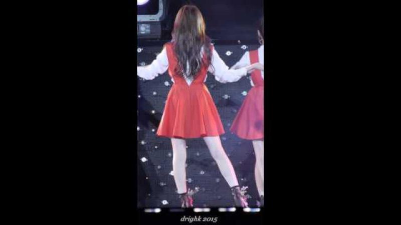 151005 러블리즈Lovelyz (케이) - Ah-Choo [서울시메가콘서트 서울광장] by drighk 직캠fancam