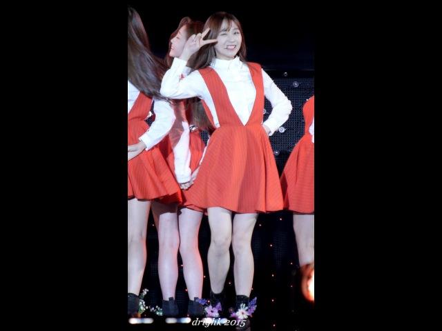 151005 러블리즈Lovelyz (류수정) - 예쁜 여자가 되는 법 [서울시메가콘서트 서울광장] by drighk