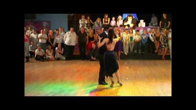 Jenny Frances/Ricardo Oria Tango Vals 'Soledad' - Ceroc Southport