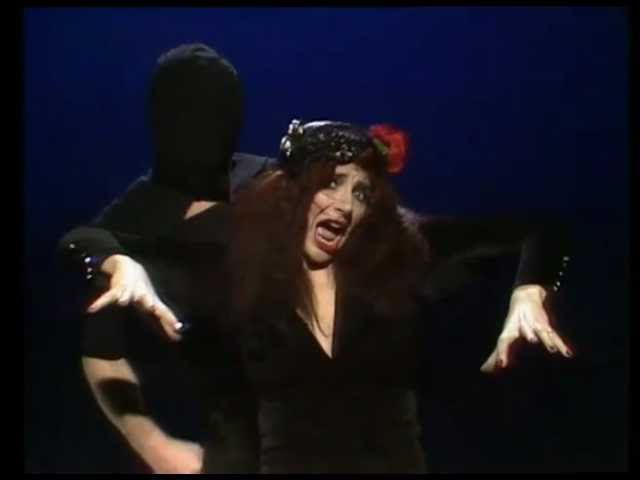 Kate Bush - Hammer Horror - Official Music Video