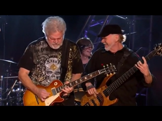 Bachman Turner - Let It Ride (Live At The Roseland Ballroom NYC)