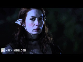 Dragon Age- Redemption - Episode 5- Mercenaries ft. Felicia Day! (russian)