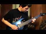 Nile - Annihilation Of The Wicked (cover)