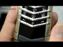 Vertu Signature S Design Обзор 1080p