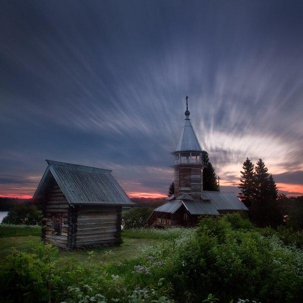 Подчеркнутая высотность © Сергей Новожилов