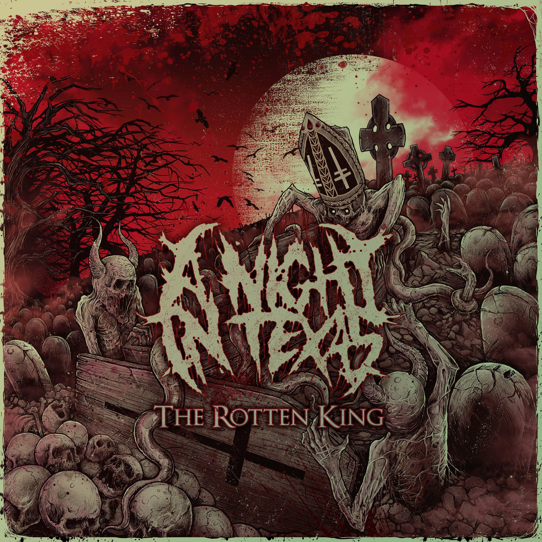 A Night In Texas - The Rotten King [single] (2016)