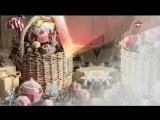 Все новогодние рекламные заставки телеканала Звезда (12.2015)