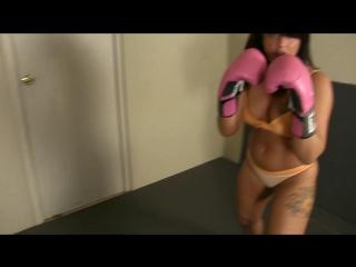 Boxing Jenn pov