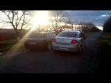 Fiat Linea 1.4Tjet vs Vaz 21099 Turbo