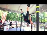 Мировой, женский чемпионат по худ. гимнастике и воркауту.