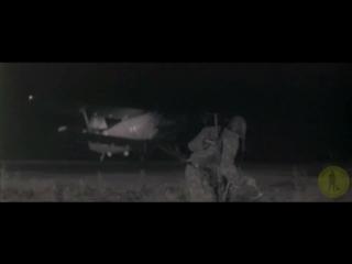ВДВ СССР. Из фильма Между небом и землей. (Fragment the film Between heaven and earth. 1975) (1)