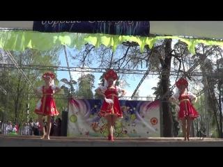 1 мая - Русский-народный танец (шоу-балет Дежавю, г.Выкса) (1)
