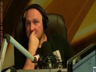 Матвей Ганапольский ответил ватнику в прямом эфире