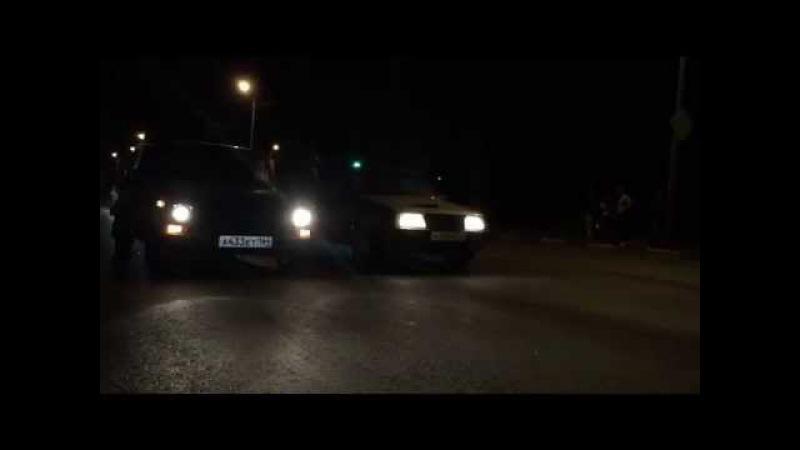 NightRacing - Saratov Racing Club ¦ 22-23⁄08⁄2015. by Vlad KITT