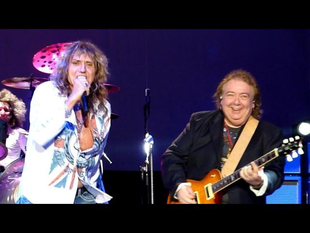 Whitesnake - Fool For Your Loving (Live - Manchester Arena, UK, May, 2013)