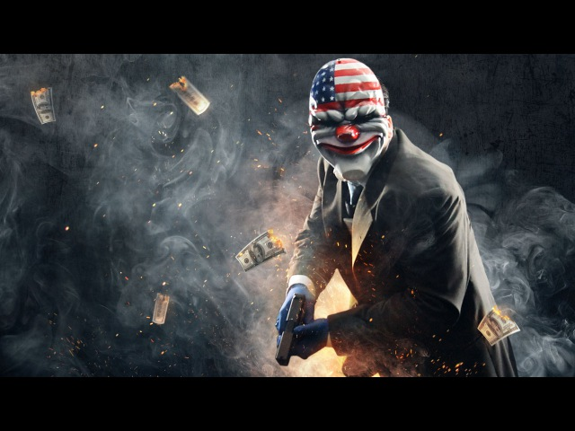 Payday 2 Hoxton Breakout - Come with me now [Music Video]