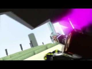 Видео Майнкрафт дом на прокачку