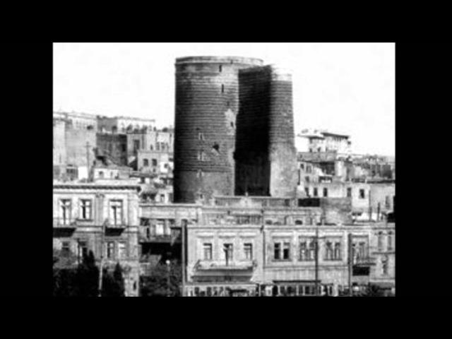 Eyyub Yaqubov Старый город город мой Баку