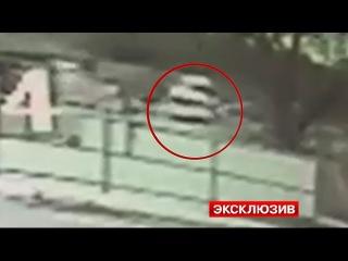 Авария с маршруткой и грузовиком в Волгограде попала на камеры