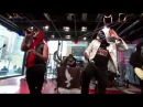 Hollywood Undead Dead Bite Hear Me Now Live at Musique Plus 2013