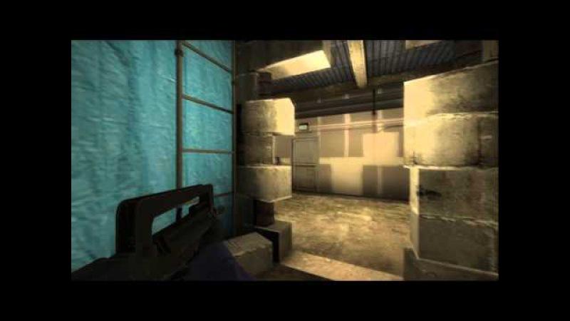4 KILLS WITH FAMAS/AK-47 - [CS:GO]
