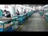 Как делают китайские скутера и мопеды