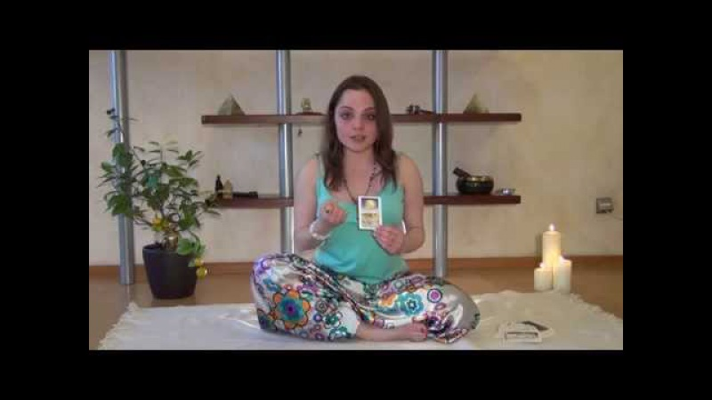 ТАРО. Медитация Поиск своего предназначения. Дарья Абахтимова