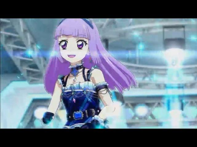 (HD)Aikatsu! -「LOVE GAME」(Episode 158) アイカツ Ep 158 氷上 スミレ 黒沢凛