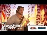 TREO FISKER  Amazing adventure of a fisherman - 3D CGI Animation by Supinfocom