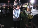 Prince Harry Boogies in Belize on Diamond Jubilee Tour